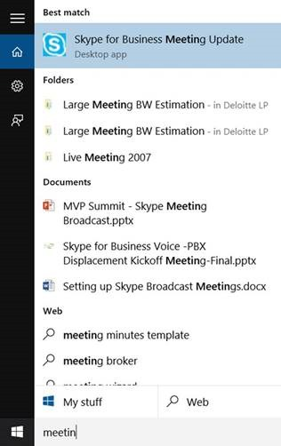 meeting update tool for skype for business and lync the uc guys
