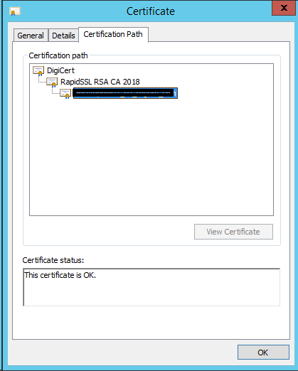 Replacing Certificates in Skype for Business Server causes EventID